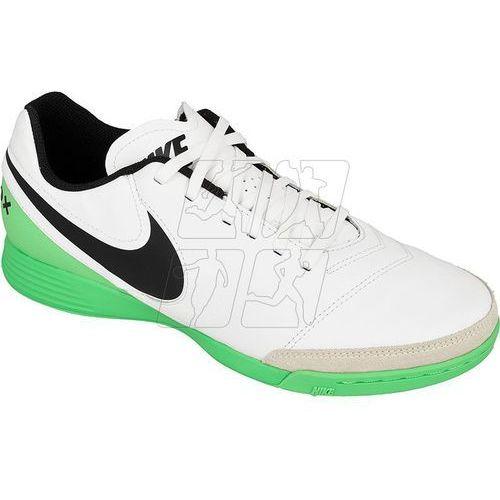 Buty halowe Nike TiempoX Genio II Leather IC M 819215-103