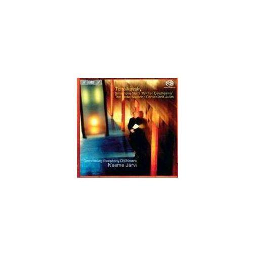 Czajkowski P - Symphony Nr. 1 / The Snow Maiden / Ro (7318599913988)