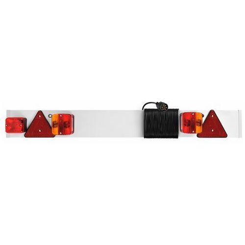 Proplus  tablica na przyczepę z lampą przeciwmgielną + kabel 5m (8717249109136)