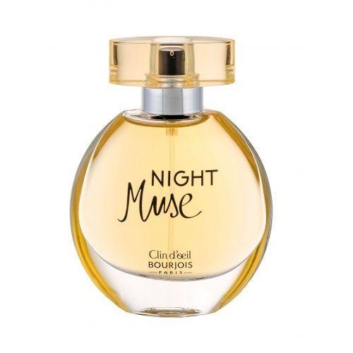 Bourjois paris clin d´oeil night muse woda perfumowana 50 dla mężczyzn