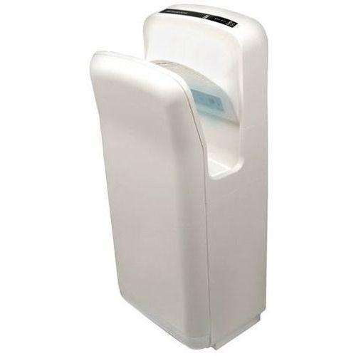 Suszarka do rąk MONSUN | automat | silnik szczotkowy | biała | 1650W| 270x220x(H)687mm