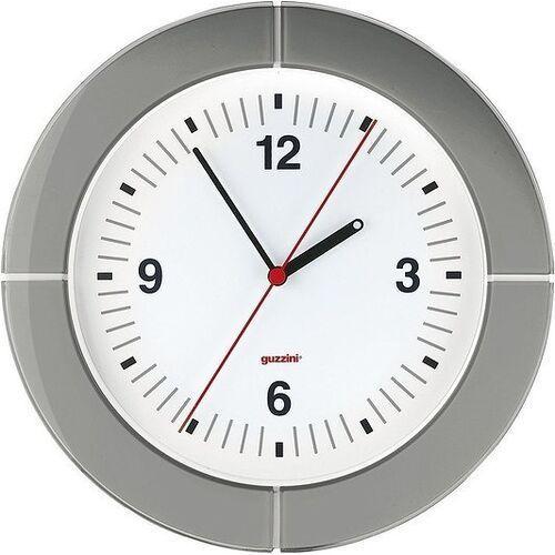 Guzzini Zegar ścienny i-clock szary