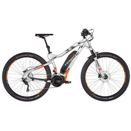 """sduro hardnine 8.0 rower elektryczny hardtail pomarańczowy/srebrny 48cm (29"""") 2018 rowery górskie marki Haibike"""