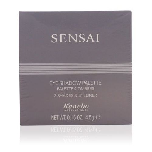 Sensai Kanebo  eye shadow palette cienie do powiek 14 4,5g - kanebo