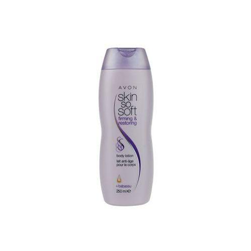 skin so soft firming and restoring ujędrniające mleczko do ciała (babassu body lotion) 250 ml od producenta Avon