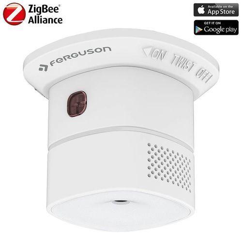 smart co detector - czujnik czadu zigbee (ios/android) marki Ferguson