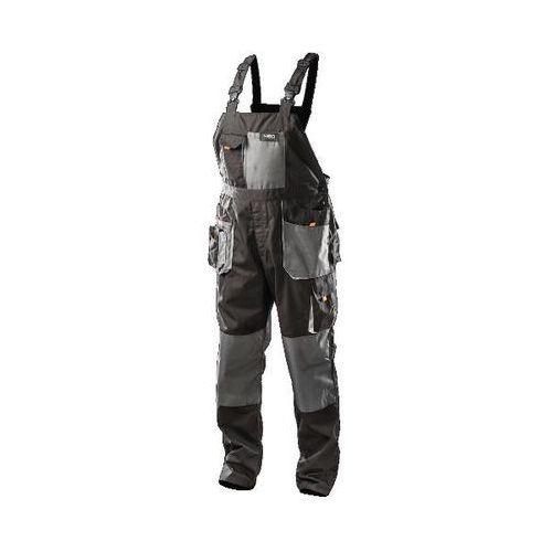 Neo Spodnie robocze spodnie robocze neo 81-240-ld na szelkach (rozmiar l/54) (5907558419238)