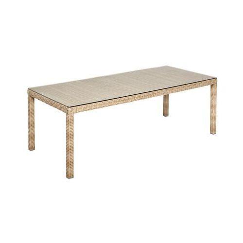 Stół ogrodowy BRISTOL 100 x 230 cm