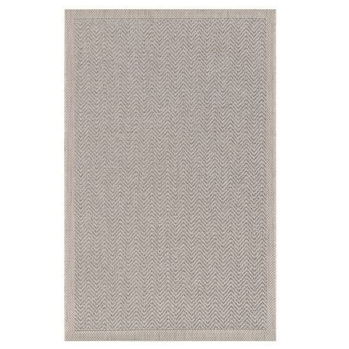 dywan breeze sand/grey 120x170cm, 120 × 170 cm marki Dekoria