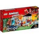 10761 WIELKA UCIECZKA Z DOMU (The Great Home Escape) - KLOCKI LEGO JUNIORS INIEMAMOCNI zdjęcie 2