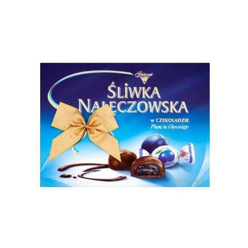 Bombonierka Śliwka Nałęczowska w czekoladzie 300 g Solidarność - OKAZJE
