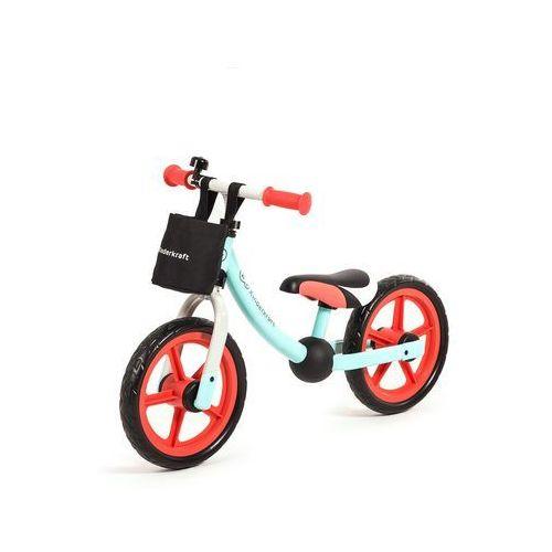 rowerek biegowy 2way next niebieski marki Kinderkraft