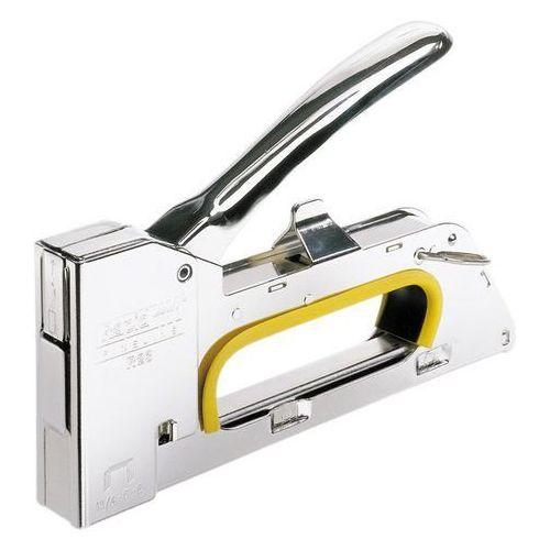 Zszywacz r23 pistolet 5000058 - srebrny marki Rapid