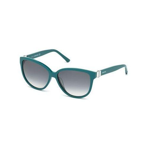 Okulary słoneczne sk 0120 87p marki Swarovski