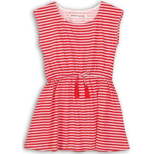 be2b9d792c Minoti sukienka dziewczęca 86 - 92 biała czerwona