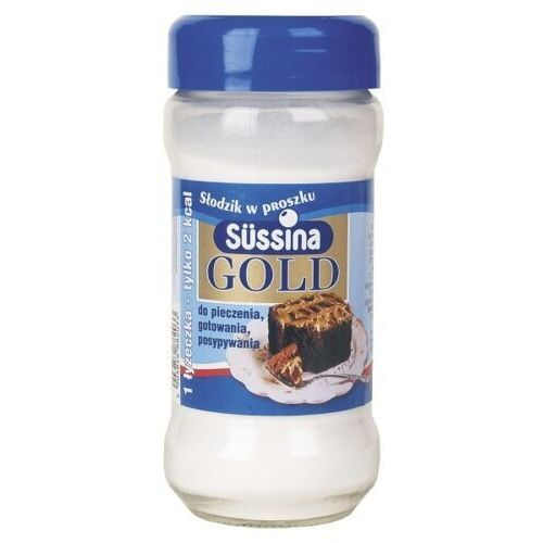 Słodzik sussina gold w proszku 200g marki Langsteiner