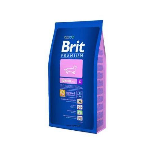 Brit premium junior s (small) 1kg - 1000