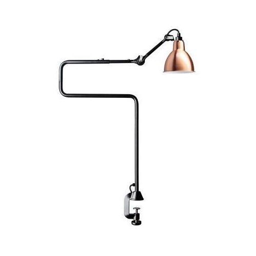 n°211-311 - lampa biurkowa - czarny/miedziany marki Lampe gras