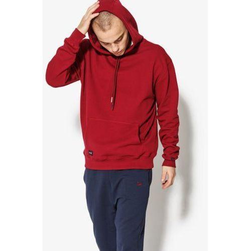 bluza world hood oversized hoody new era cardinal, New era