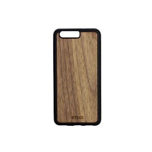 Huawei P10 - etui na telefon Wood Case - orzech amerykański