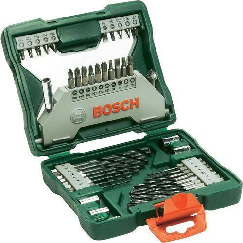 Bosch accessories Komplet wierteł uniwersalnych 43 szt. x-line 2607019613