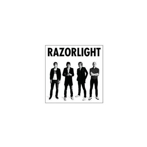 Mercury records Razorlight - german version