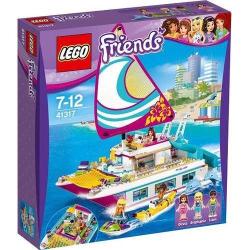41317 SŁONECZNY KATAMARAN (Sunshine Catamaran) KLOCKI LEGO FRIENDS