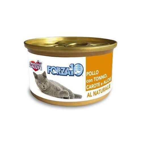 maintenance dla kota 75g: smak - kurczak z tuńczykiem i marchwią dostawa 24h gratis od 99zł marki Forza10
