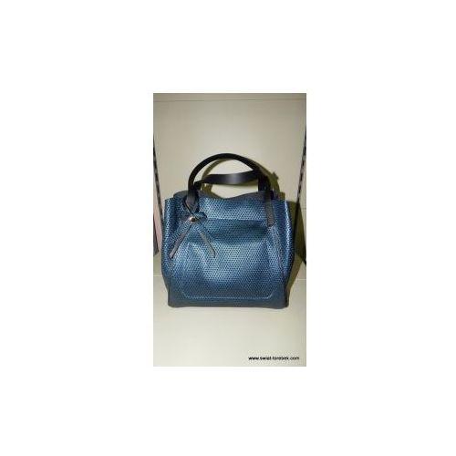 RIPANI torebka skóra naturalna MAYA2 mała shopper bag, 1970