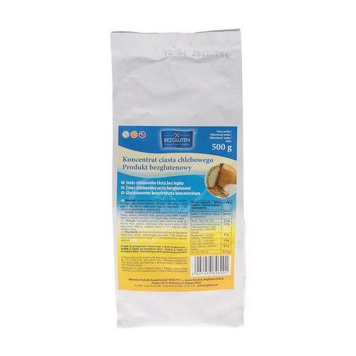 Koncentrat ciasta chlebowego owy 500g marki Bezgluten