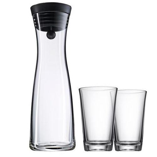 WMF - Karafka do wody 1L Basic + 2 szklanki