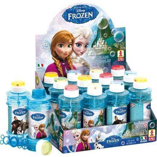 Bańki mydlane glass frozen 300ml brimarex (5624008) marki Disney