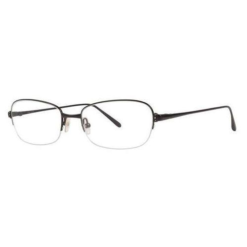 Okulary korekcyjne epitome blck marki Vera wang