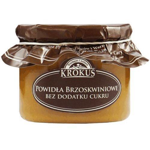 Krokus Powidła brzoskwiniowe bez dodatku cukru 310g - (5906732624444)