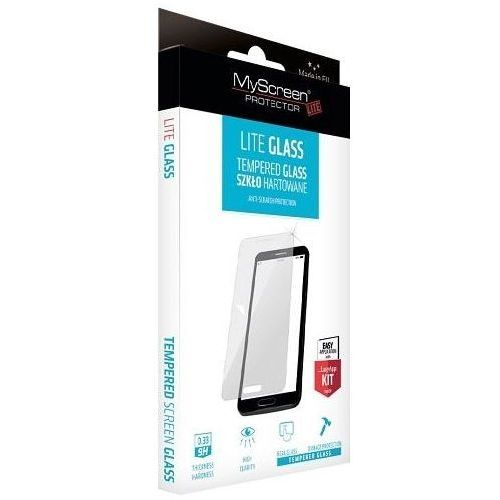 Szkło Hartowane MyScreen Lite Glass Samsung A8 Plus 2018 A7 Plus 2018 a730 (5901924948117)