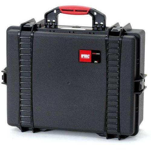 HPRC Kufer transportowy 2600SDW z kółkami i uchwytem, soft deck