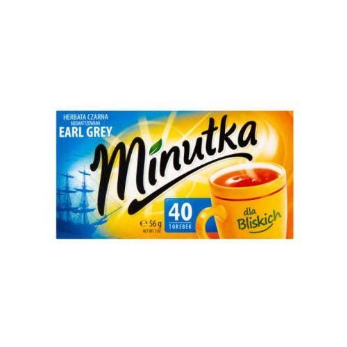 Herbata Minutka earl grey Ex'40x1,4 g (5900396010513)