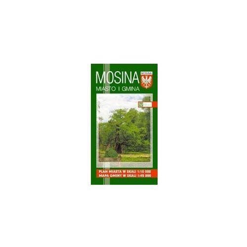 Mosina - Plan Miasta i Mapa Gminy