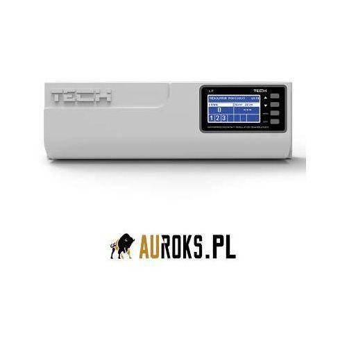 Tech przewodowy sterownik zaworów termostatycznych l-7e (8 sekcji) marki Tech sterowniki