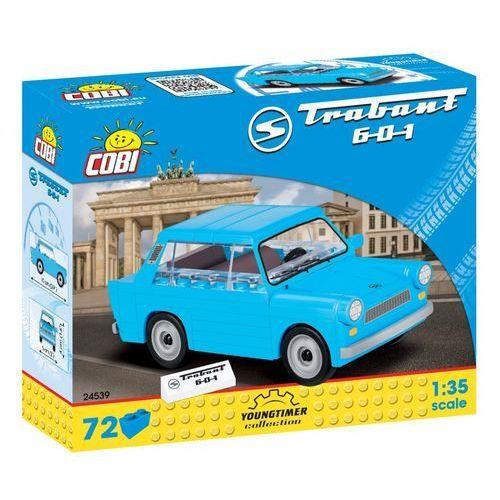 Cobi Klocki 72 elementów Trabant 601 - DARMOWA DOSTAWA OD 199 ZŁ!!!