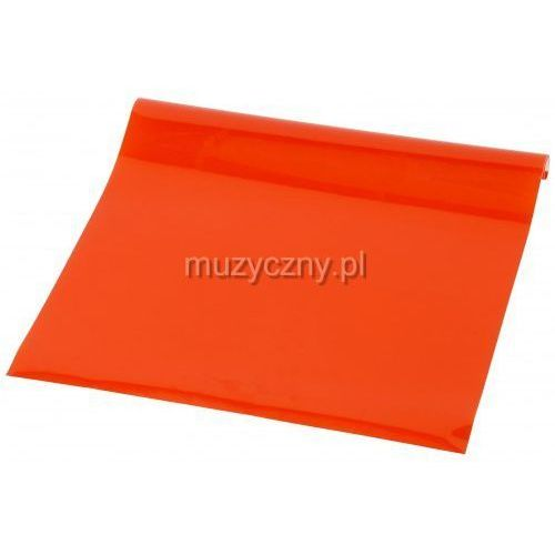 Showtec  filtr par-64 folia 61 x 53 cm 20105ht clementine