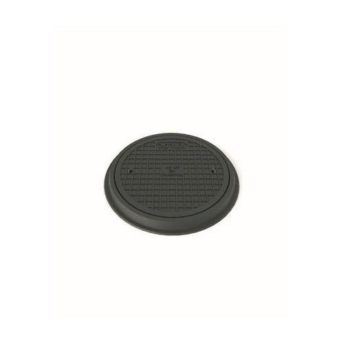 Właz kanałowy fi 400 mm, HFP0057