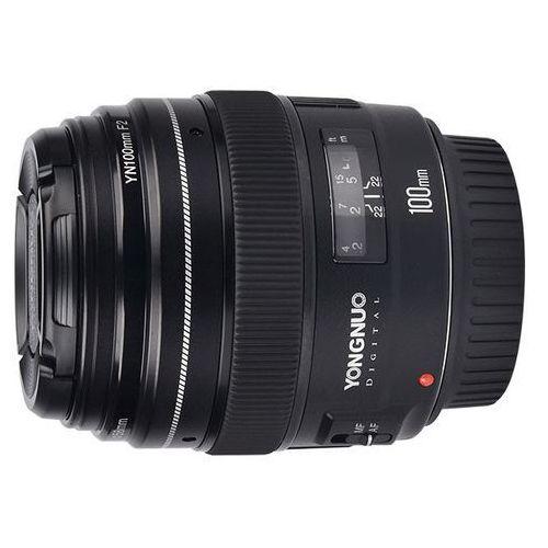 Yongnuo YN 100 mm f/2.0 C (mocowanie Canon EF)