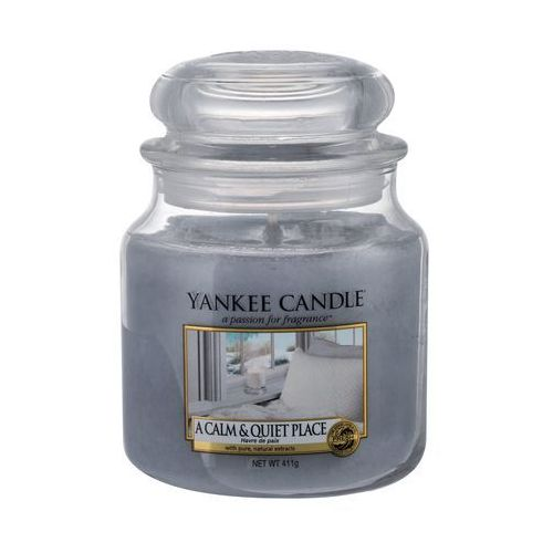 Yankee Candle A Calm & Quiet Place 411 g Świeczka zapachowa