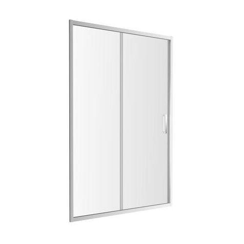 Drzwi prysznicowe przesuwane 120 cm Chelsea NDP12X Omnires
