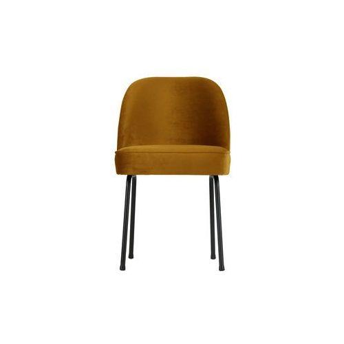 Be Pure Krzesło do jadalni Vogue musztardowe 800816-910, 800816-910