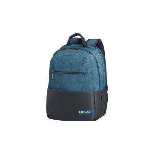 "AMERICAN TOURISTER plecak komputerowy 15,6"" miejsce na tablet z kolekcji CITY DRIFT materiał poliester, 80527 28G*002"