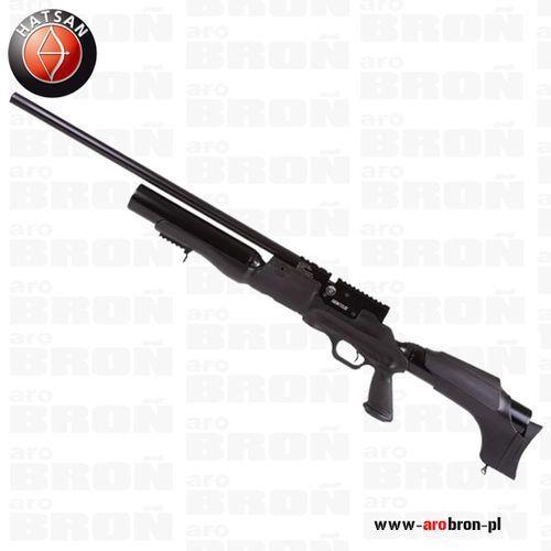 Hatsan Wiatrówka pcp  hercules - wyposażona w dwa kartusze luxfer, wersje 4.5mm, 5.5mm, 6.35mm, 7.62mm,9mm