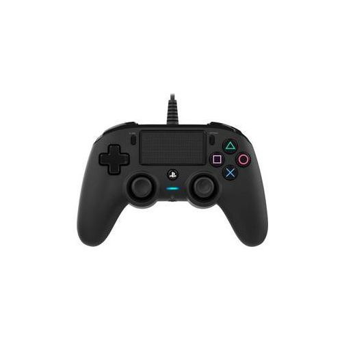 Nacon Gamepad wired compact controller pro ps4 (ps4hwnaconwccb) czarny