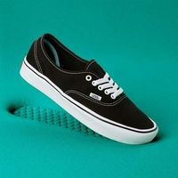 buty VANS - Comfycush Authentic (Classic) Black/True Whit (VNE) rozmiar: 34.5